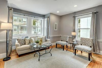 Beverly Single Family Home For Sale: 18 Judson St