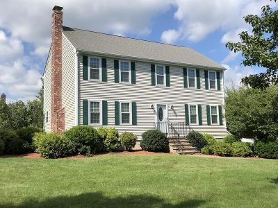 Mansfield Single Family Home Under Agreement: 3 Donald Allen Dr
