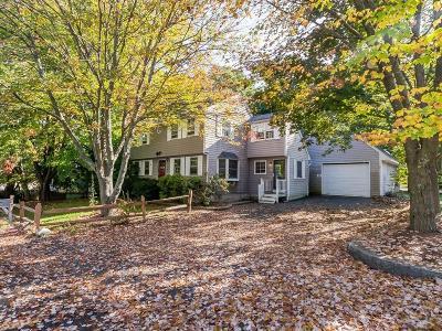 Billerica Single Family Home Under Agreement: 8 Craine