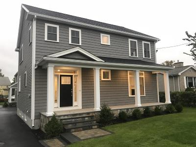 Newton Single Family Home For Sale: 250 Pearl Street #1