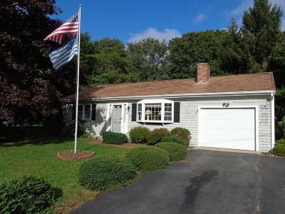 Barnstable Single Family Home For Sale: 24 Carleton Lane