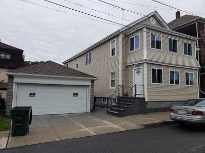 Fall River Multi Family Home For Sale: 706 Eastern Ave