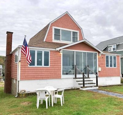 Rockport Single Family Home For Sale: 14 Long Beach