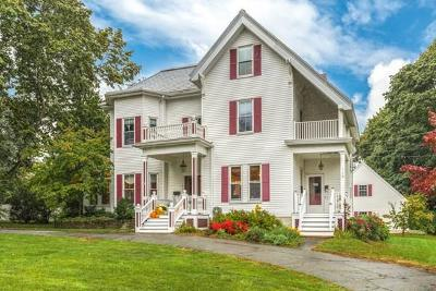 Reading MA Single Family Home For Sale: $999,900