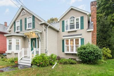Westborough Single Family Home For Sale: 8 Cedar St