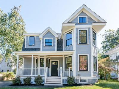 Newton Single Family Home Contingent: 10 Oak Ter