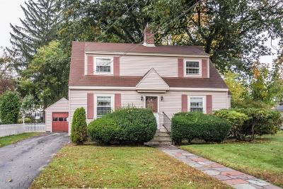 Lowell Single Family Home Contingent: 44 Frothingham St