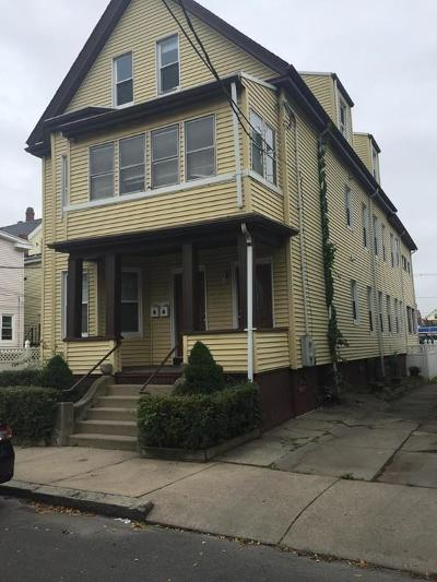 Somerville Multi Family Home For Sale: 8-8a Melvin Street
