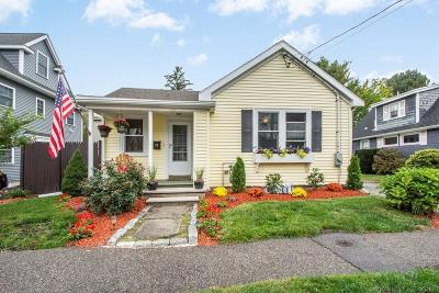 Needham Single Family Home For Sale: 30 Highland Terrace
