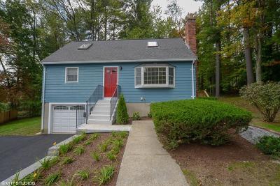 Hudson Single Family Home Under Agreement: 68 Kent Drive