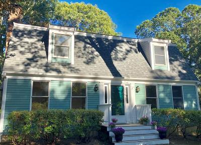 Falmouth MA Single Family Home Under Agreement: $349,900