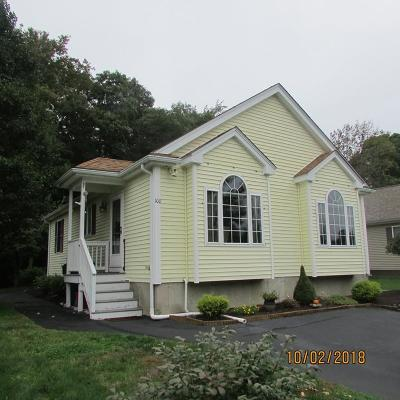 East Bridgewater Single Family Home Under Agreement: 100 North Folsom Ave