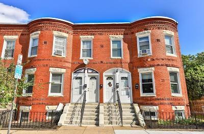 Multi Family Home For Sale: 5-11 Dawson