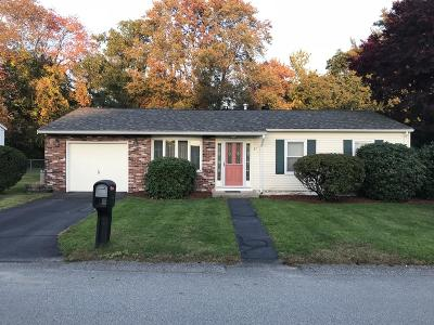 Lowell Single Family Home Under Agreement: 67 Laurie Ln