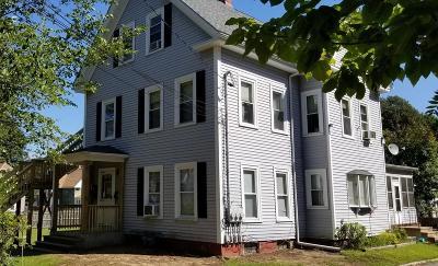 Middleboro Rental For Rent: 14 Lane St #3