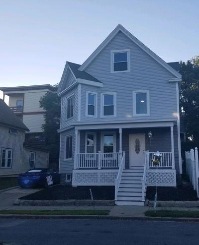 Single Family Home New: 75 Allen Ave