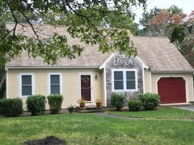 Mashpee Single Family Home For Sale: 26 Carleton Drive
