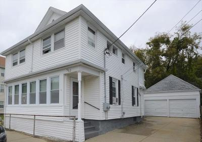 Fall River Multi Family Home For Sale: 502 Palmer St