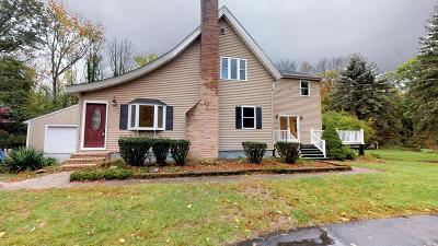 West Bridgewater Single Family Home For Sale: 468 Walnut St