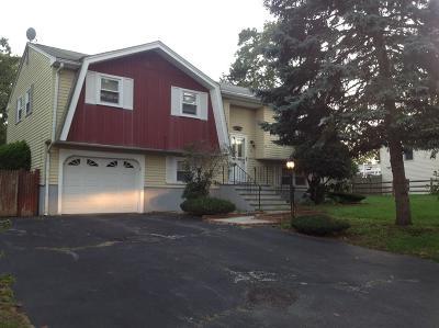 Randolph MA Single Family Home New: $384,900