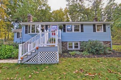 Billerica Single Family Home Under Agreement: 161 Salem Rd