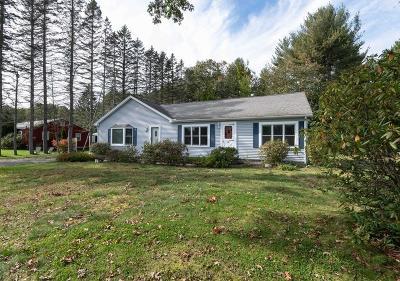 Single Family Home New: 97 Pomeroy Meadow Road