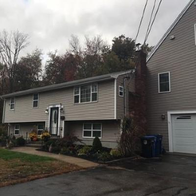 Whitman Single Family Home For Sale: 555 Temple St