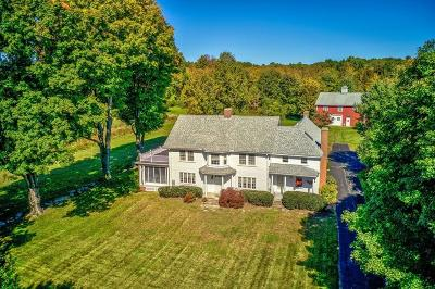 RI-Providence County Single Family Home For Sale: 956 Old Smithfield Road