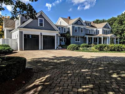 Scituate Single Family Home New: 1-R Baileys Island Rd