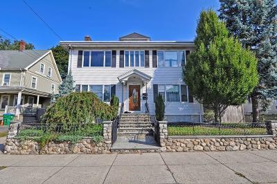 Medford Rental For Rent: 572 Riverside Ave. #2