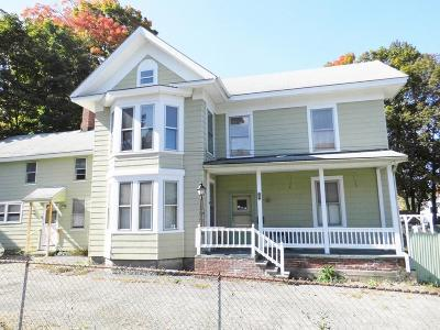 Methuen Multi Family Home Under Agreement: 64 Union St