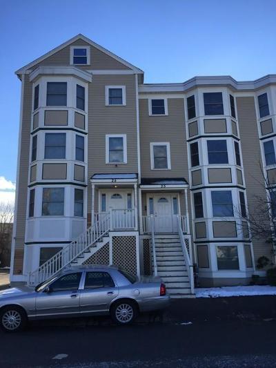 Condo/Townhouse New: 25d Grantleyst #Unit 8