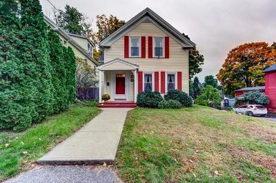 Westborough Single Family Home Under Agreement: 10 Myrtle St