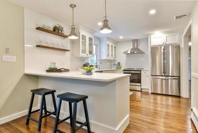 Framingham Single Family Home Under Agreement: 21 Sun Valley Drive