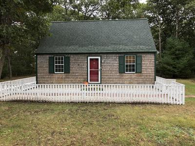 Falmouth MA Single Family Home Contingent: $258,000