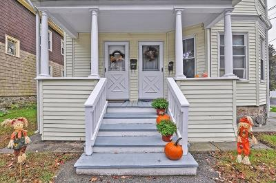 North Andover Multi Family Home Under Agreement: 23-25 Saunders St