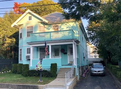 Watertown Multi Family Home For Sale: 8 Thurston Road