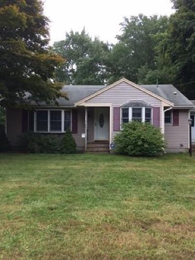 Weymouth MA Single Family Home New: $323,900