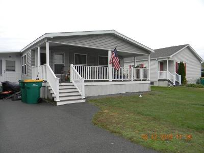 West Bridgewater Mobile/Manufactured For Sale: 20 Jason Way