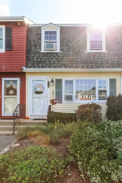 Halifax Condo/Townhouse Under Agreement: 6 Lydon Lane #C1