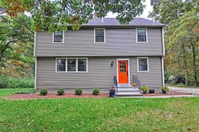 Rehoboth Single Family Home Under Agreement: 113 Rocky Hill Rd