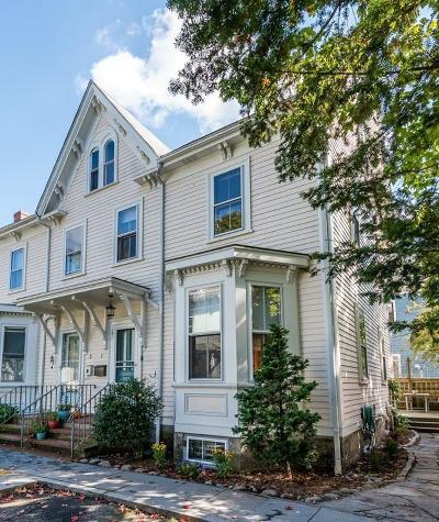 Boston MA Condo/Townhouse Contingent: $799,000