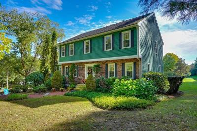 Framingham Single Family Home For Sale: 600 Belknap Road