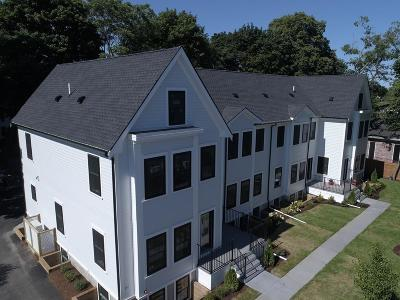 MA-Suffolk County Condo/Townhouse For Sale: 21 Chickatawbut Street #3