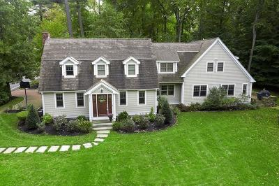 Cohasset MA Single Family Home Under Agreement: $1,095,000