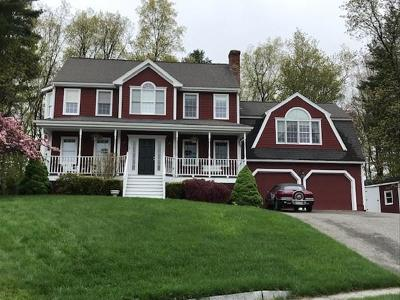 Shrewsbury Single Family Home For Sale: 3 Reuben
