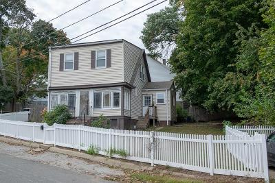 Medford Single Family Home For Sale: 47 Massachusetts Ave