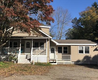 Brockton MA Single Family Home New: $389,900