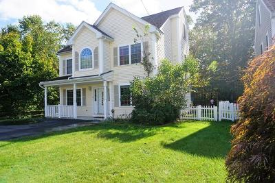 Tewksbury Single Family Home Sold: 41 Orchard St