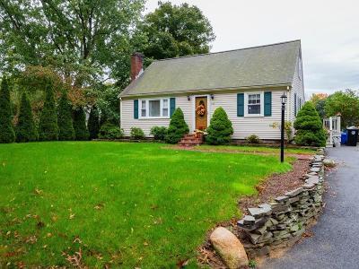 Whitman Single Family Home New: 250 Pine St